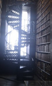 The Old Library Staircase
