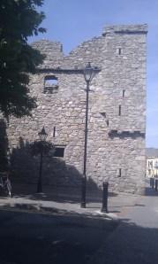 A ruin in Dalkey