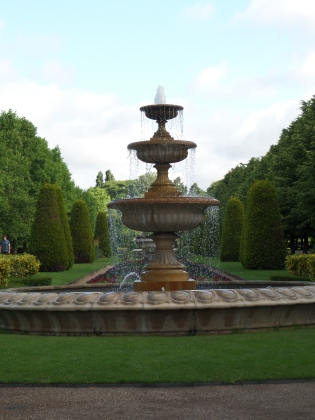 Fountain in Regent's Park