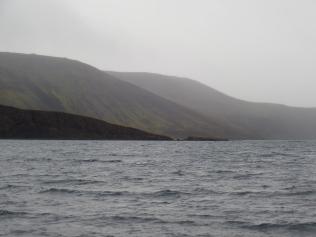 The Foreboding Lake